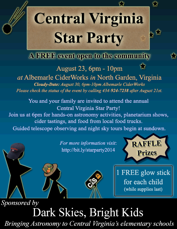 Central VA Star Party