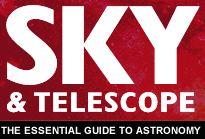 Sky and Telescope Logo